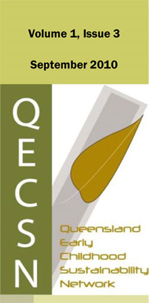 QECSN Network Newsletter Book Review