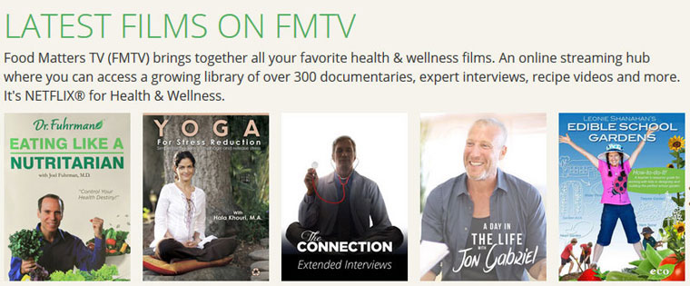 Food Matters TV FMTV Films